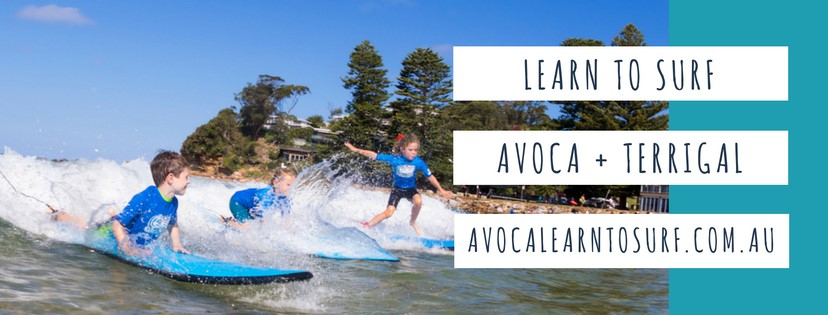 Home | Avoca And Terrigal Learn To Surf