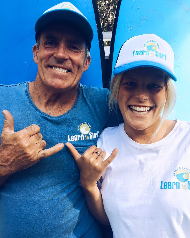 Avoca And Terrigal Learn To Surf Rezgo ...